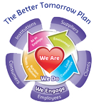 The Better Tomorrow Plan Logo