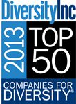 Sodexo ranked by DiversityInc 2013