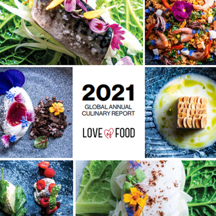 Global Annual Culinary Report