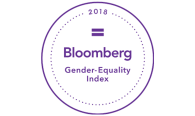 Sodexo Recognized by Bloomberg for Gender Equality